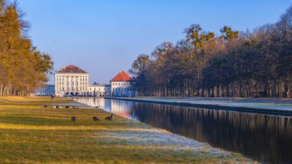 Castle in Munich