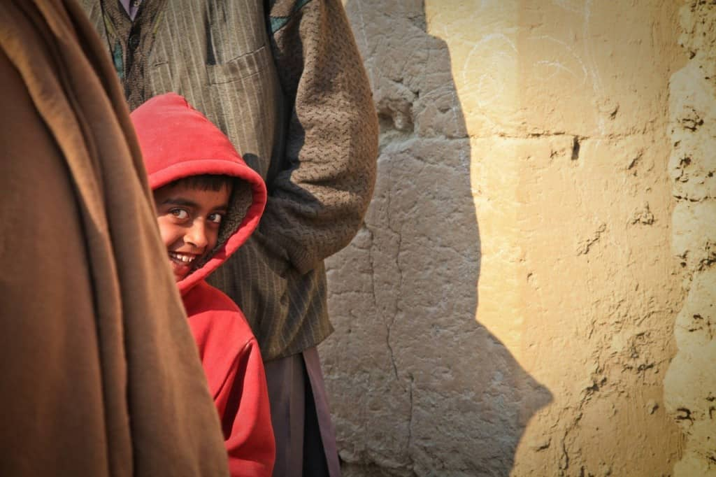 Boy in Afghanistan