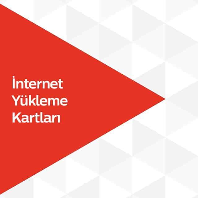 Türk Telekom İnternet Yükleme Kartları