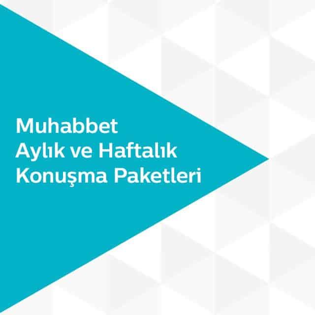 Türk Telekom Muhabbet Konuşma Paketleri