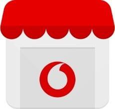 Vodafone Store Icon