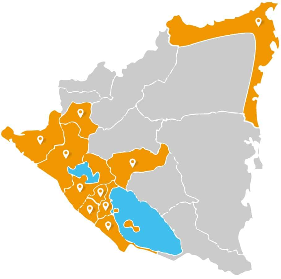 CooTel Coverage Map