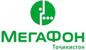 MegaFon Tajikistan Logo