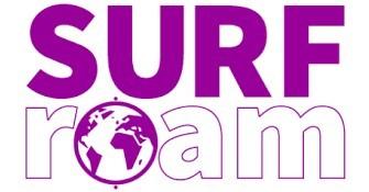 Surfroam Logo