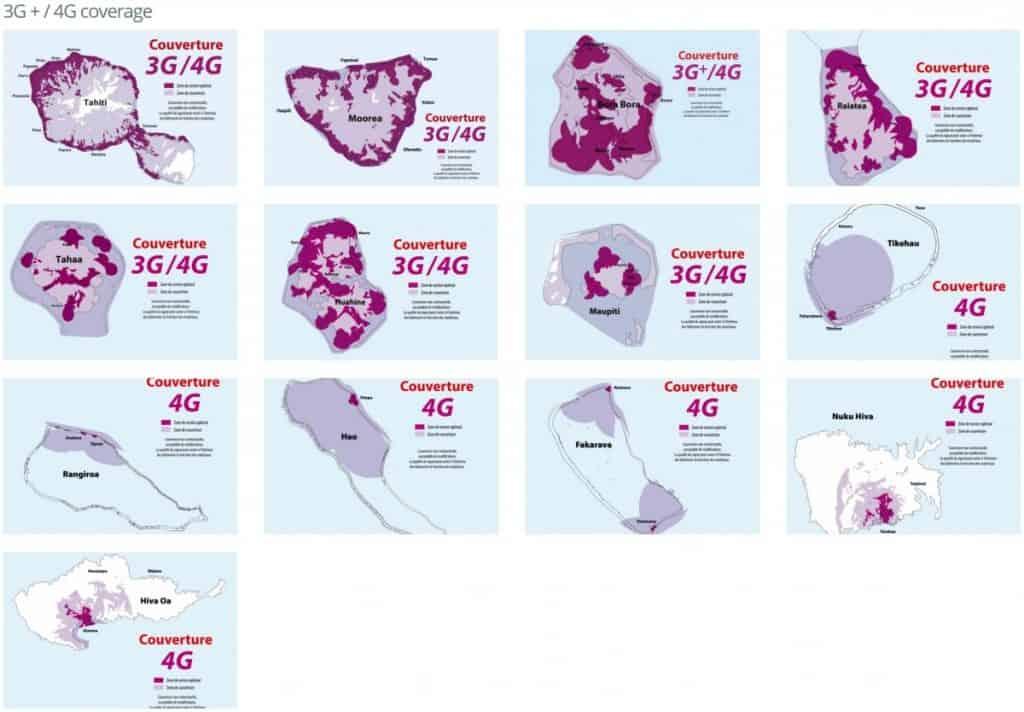 Vini 3G-4G Coverage Maps