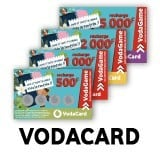 Vodafone Polynesia Vodacard Top-Ups