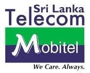 Sri Lanka Telecom Mobitel Logo