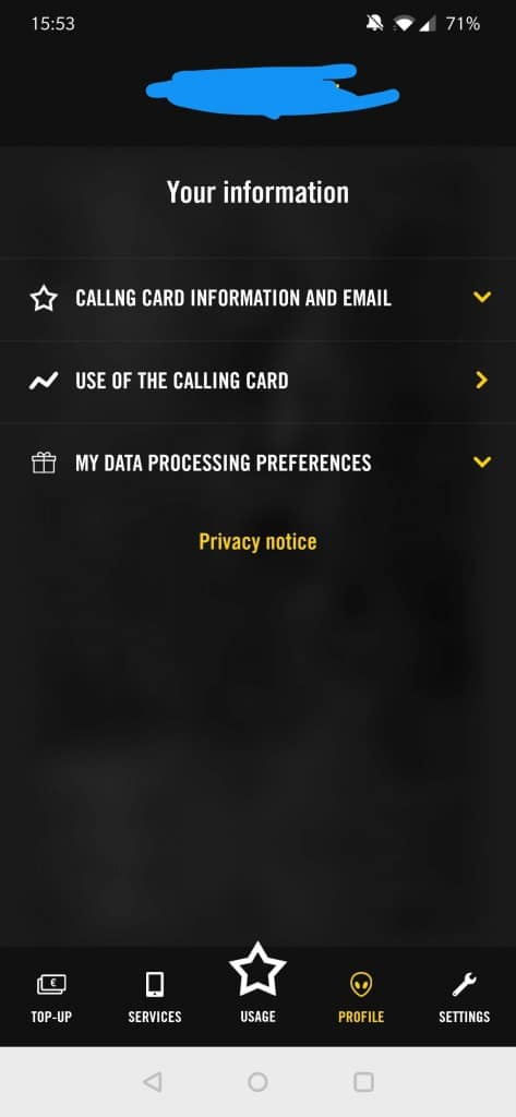 Super App information page