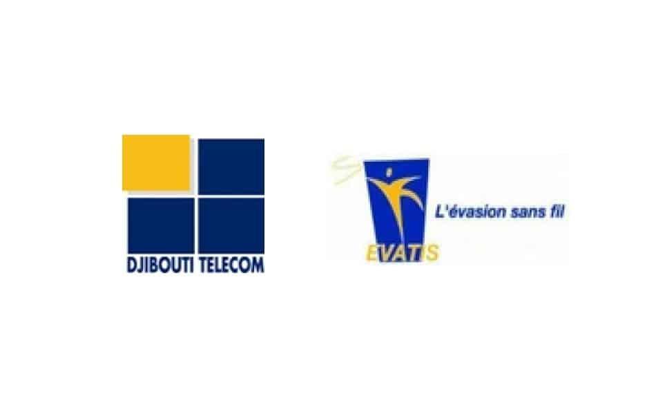 Logo of Telecom Providers in Djibouti: Evatis by Djibouti Telecom