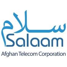 Salaam by Afghan Telecom Logo