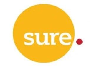 Sure Telecom Logo