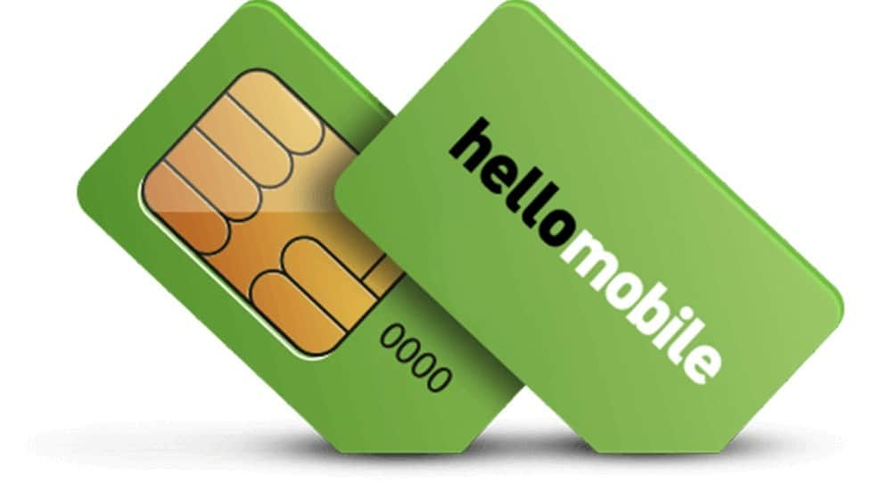 Hello Mobile South Africa SIM Cards