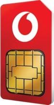 Vodacom SIM Card