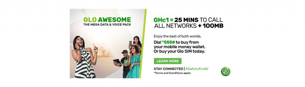 Glo Ghana Awesome Voice Pack