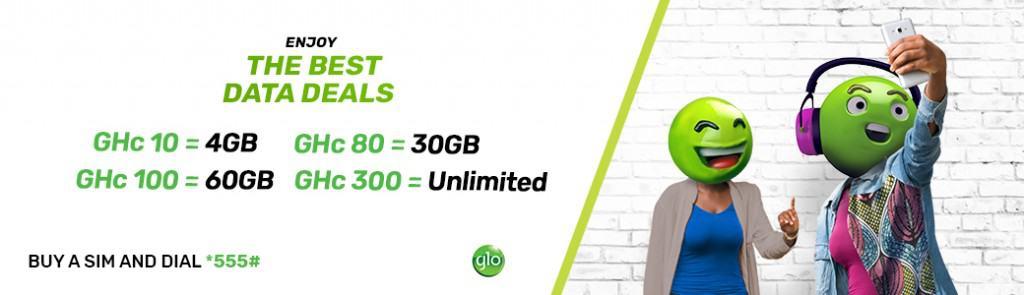 Glo Ghana High Speed Internet