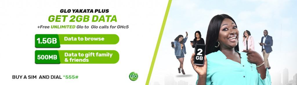 Glo Ghana Yakata Plus