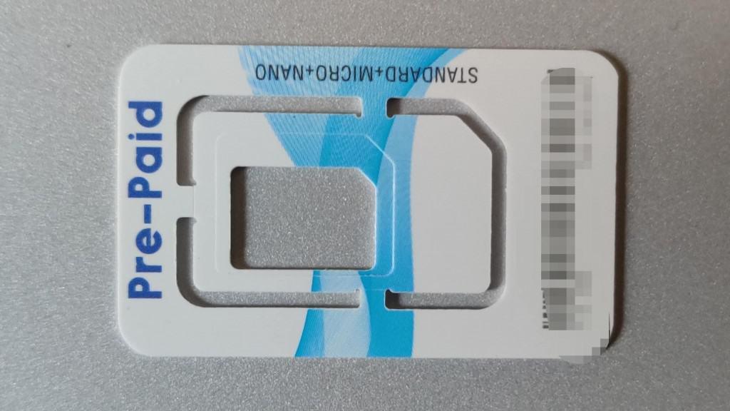 Mobitel SIM Card