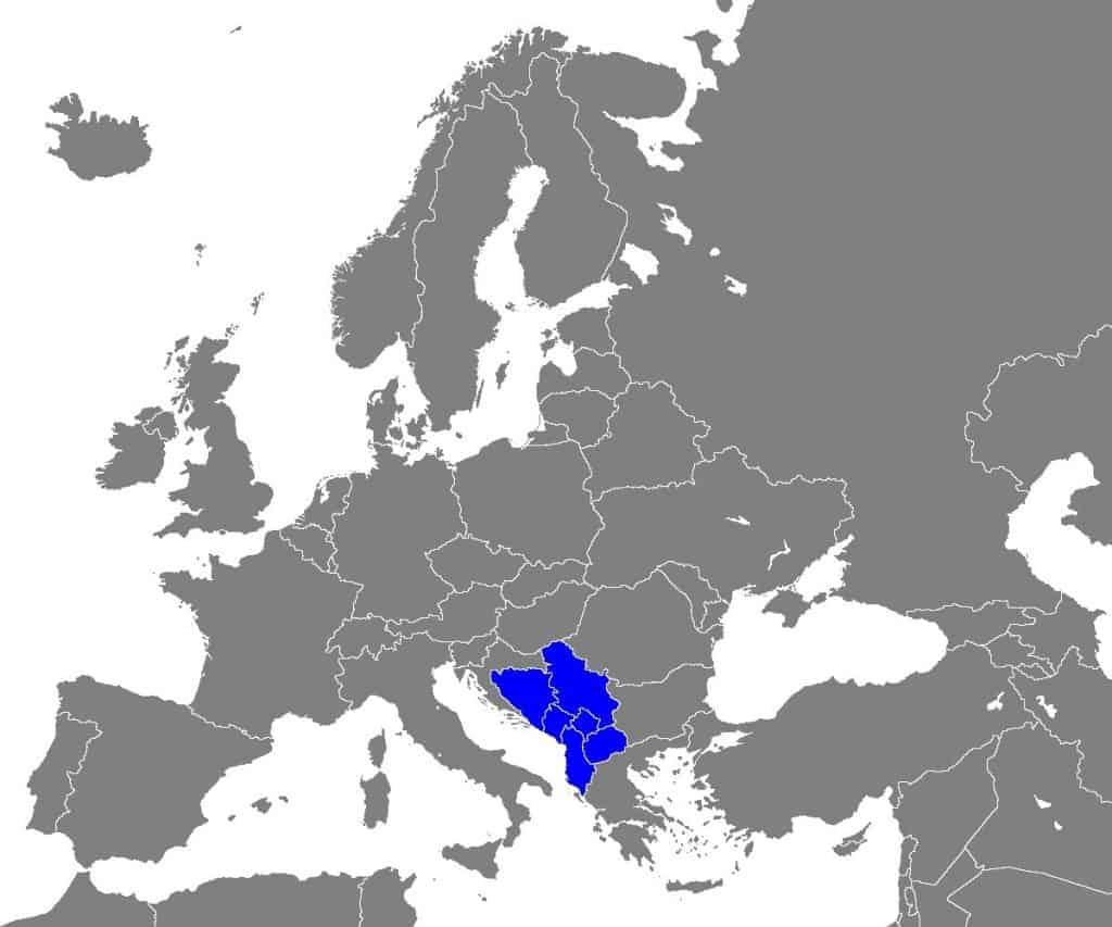 Western Balkans Countries