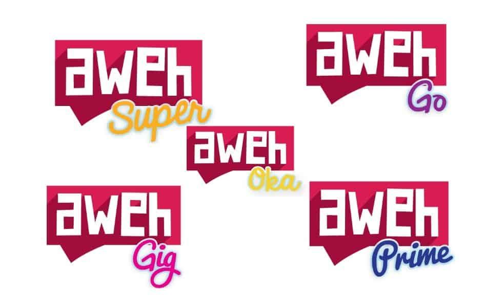 MTC Aweh Plans (Super, Go, Oka, Gig & Prime)