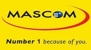 Mascom Wireless Logo