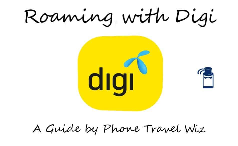 International Roaming with Digi