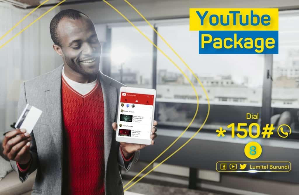 Lumitel YouTube Package