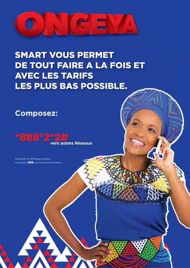 Smart Burundi Ongeya Package (Ongeya Vers Les Autres Reseaux)