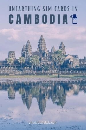 Cambodia Pinterest Pin by Phone Travel Wiz