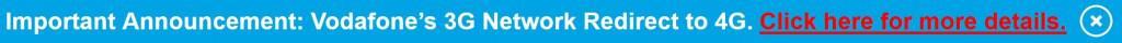 Gotalk upgrading to 4G (using Vodafone Australia's network)