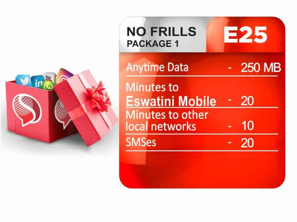 Eswatini Mobile No Frills Contract