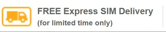 Hello Mobile Free Express SIM Delivery Deal