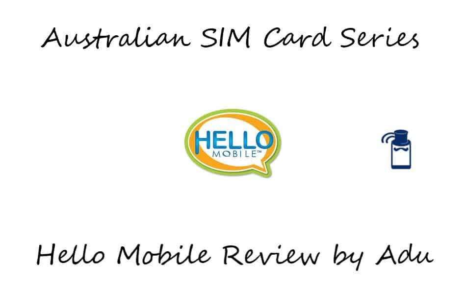 Hello Mobile Review by Adu from Phone Travel Wiz (logo of Hello Mobile)