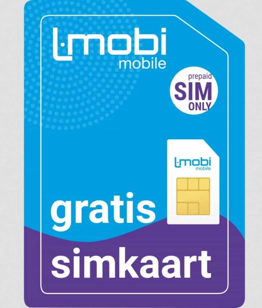 L-Mobi Mobile SIM Card