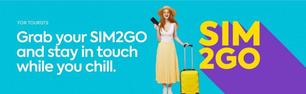 Telemach Tourist SIM Card