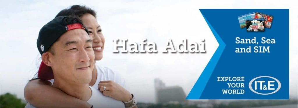 IT&E Hafa Adai SIM Card