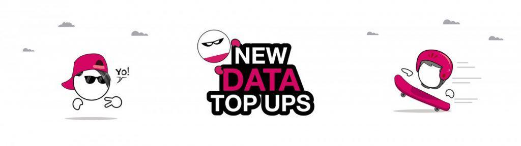 PrimeTel Data Top Ups