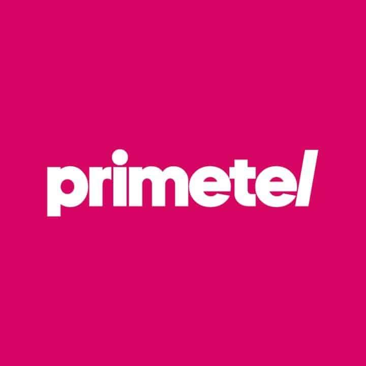 PrimeTel Logo