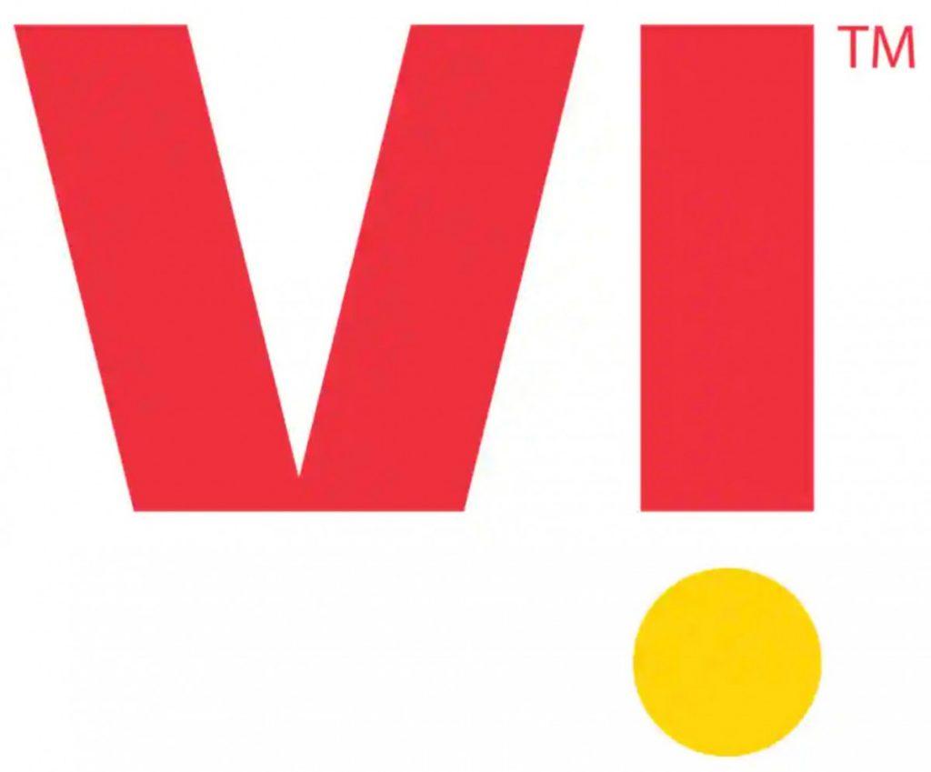 VI Vodafone Idea India Logo