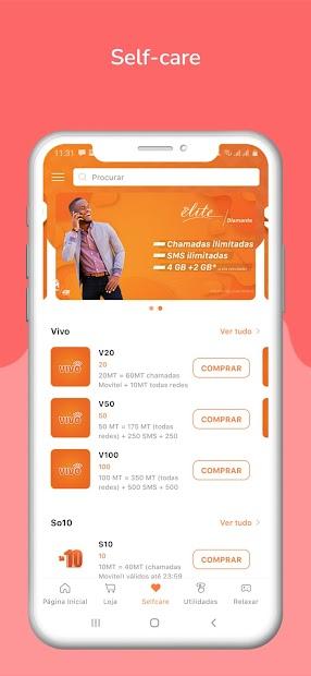 Movitel Mozambique Super Movitel App