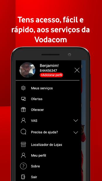Vodacom Mozambique Meu Vodacom Moçambique App