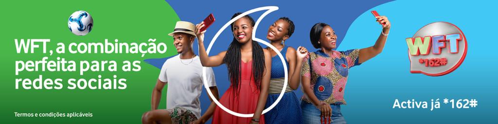 Vodacom Mozambique WFT Banner